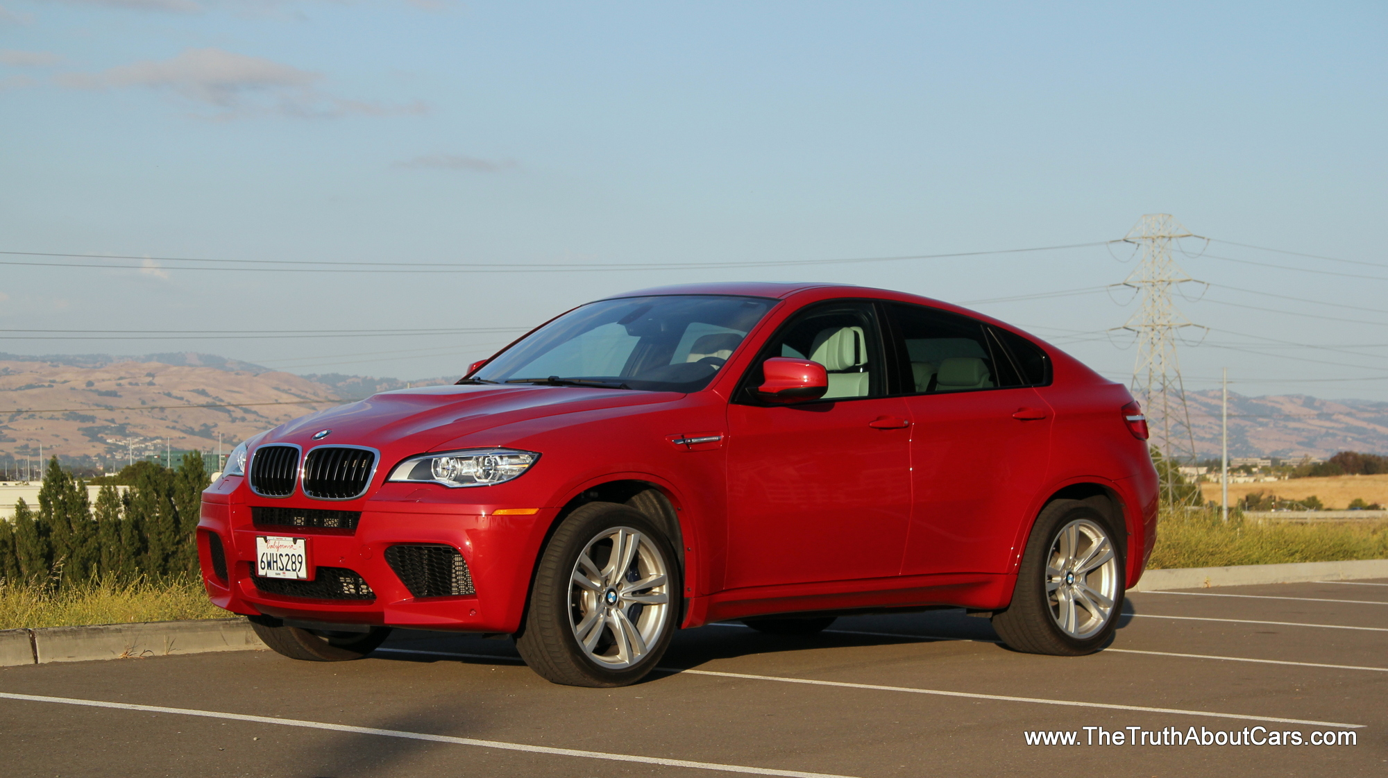 Review: 2013 BMW X6M - Swansong Edition - The Truth About Cars