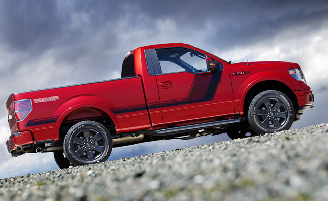 Ford F-150 Tremor Vs Ram Express: Battle Of The Standard Cabs