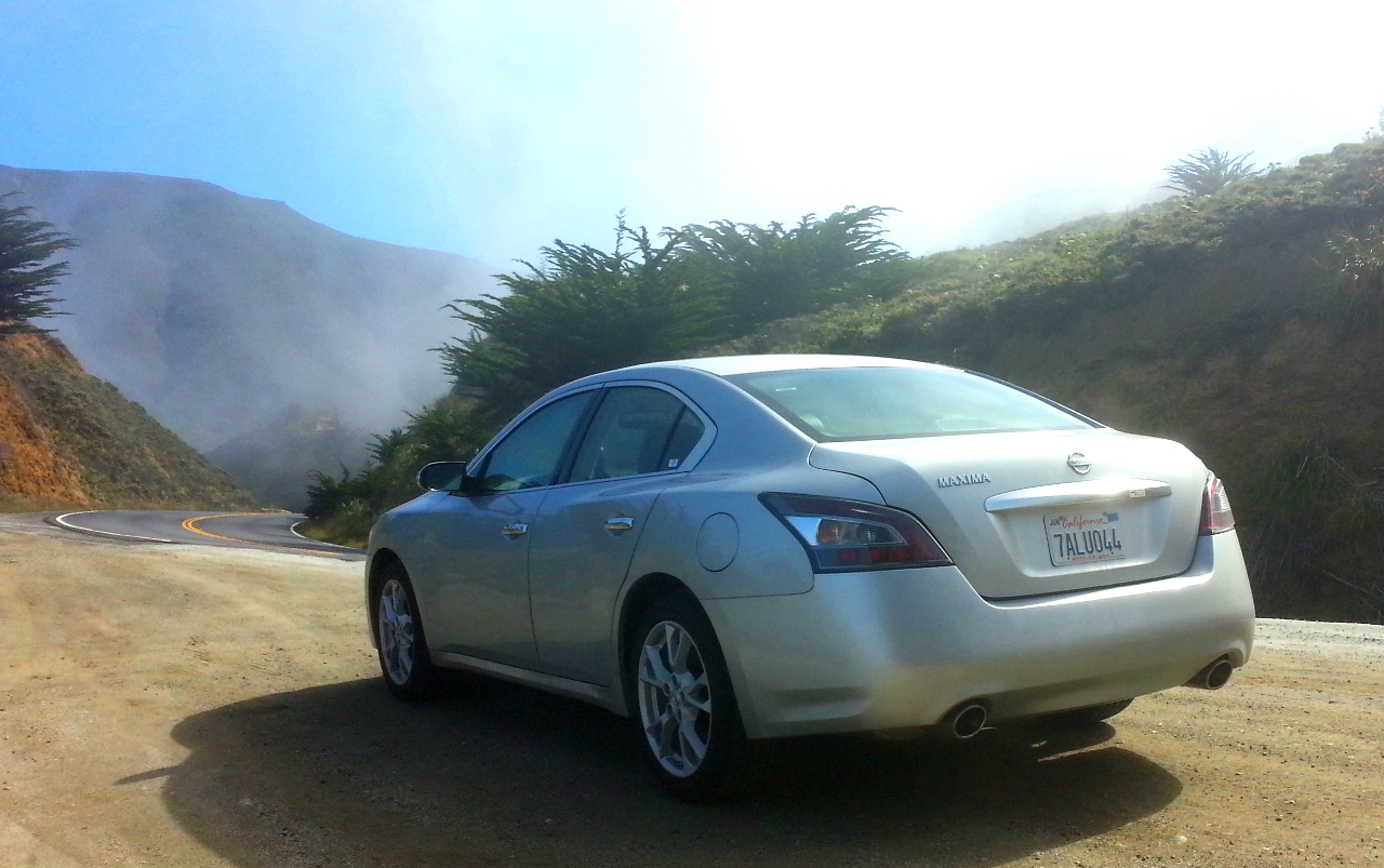 Review: 2013 Nissan Maxima SV - The Truth About Cars