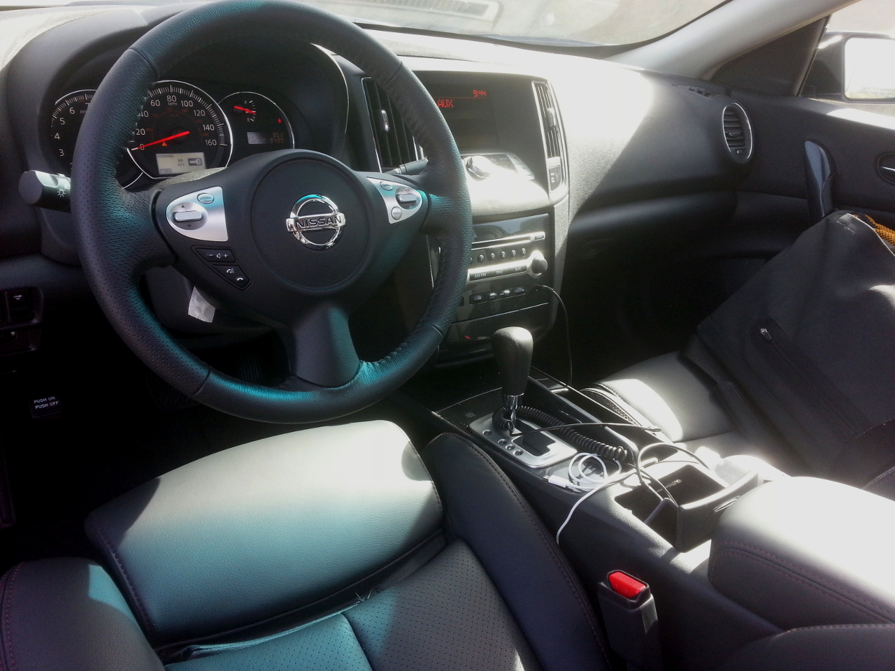 Review 2013 Nissan Maxima Sv The Truth About Cars