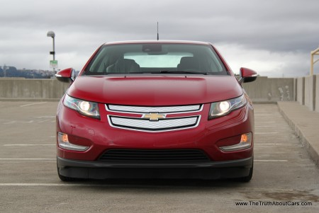 2013 Chevrolet Volt Exterior, Picture Courtesy of Alex L. Dykes