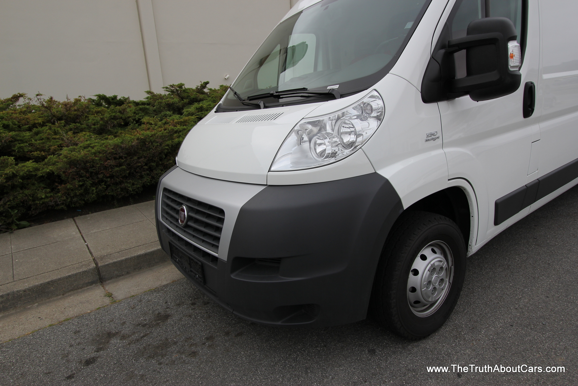 59344a3c2e Review  2013 Fiat Ducato Cargo Van (Video) - The Truth About Cars