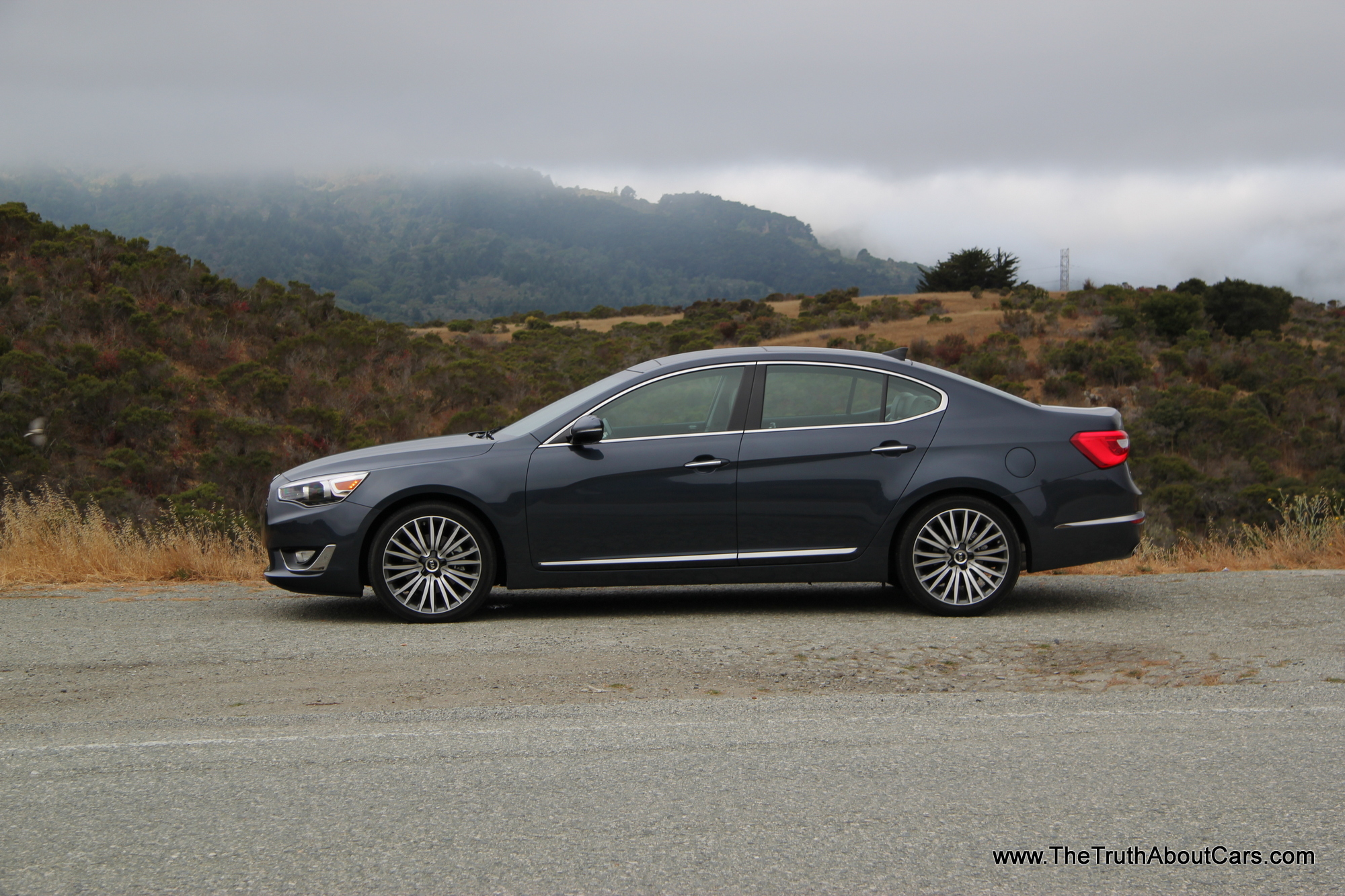 Review 2014 Kia Cadenza With Video The Truth About Cars