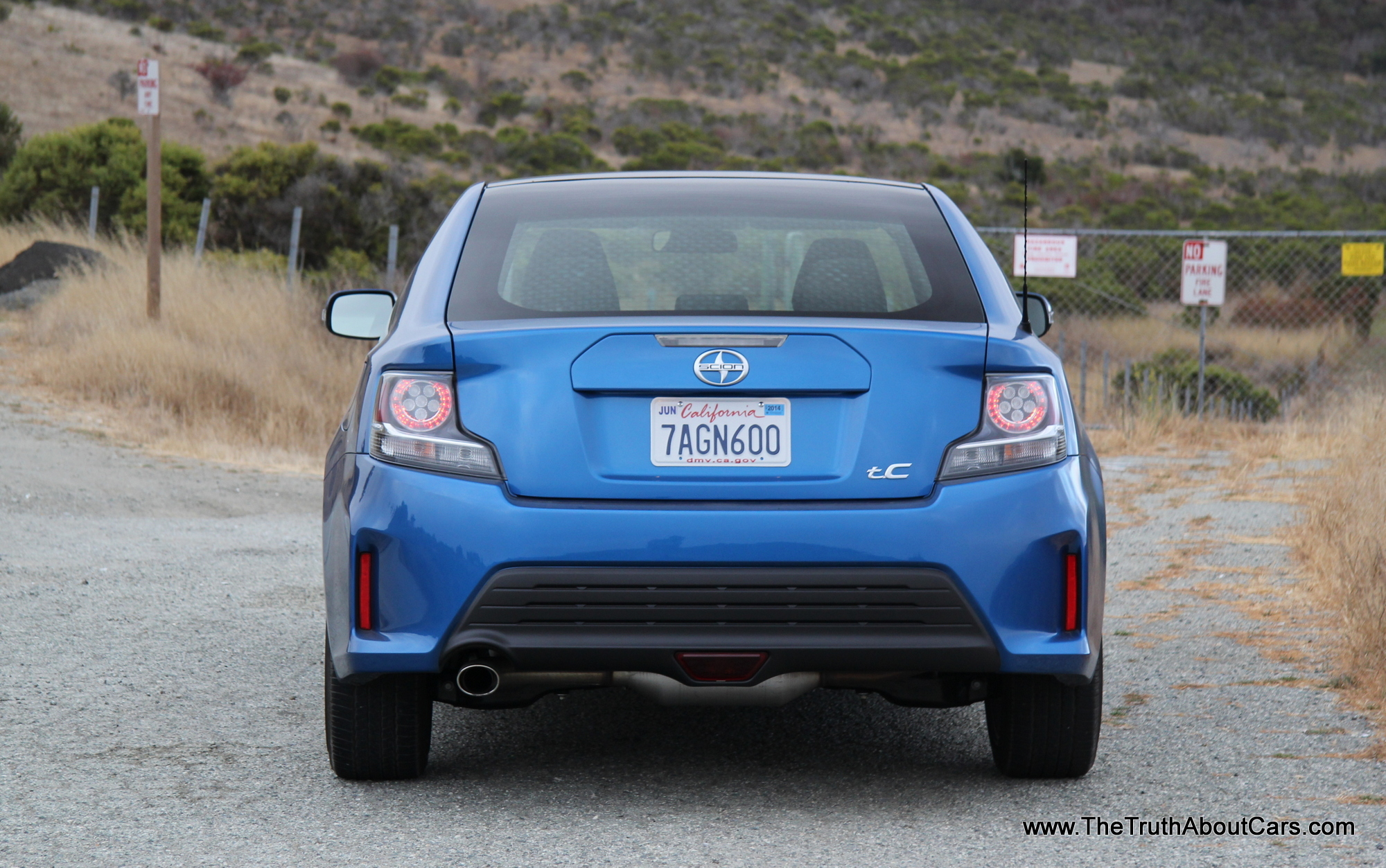 Review 2014 Scion Tc With Video The Truth About Cars
