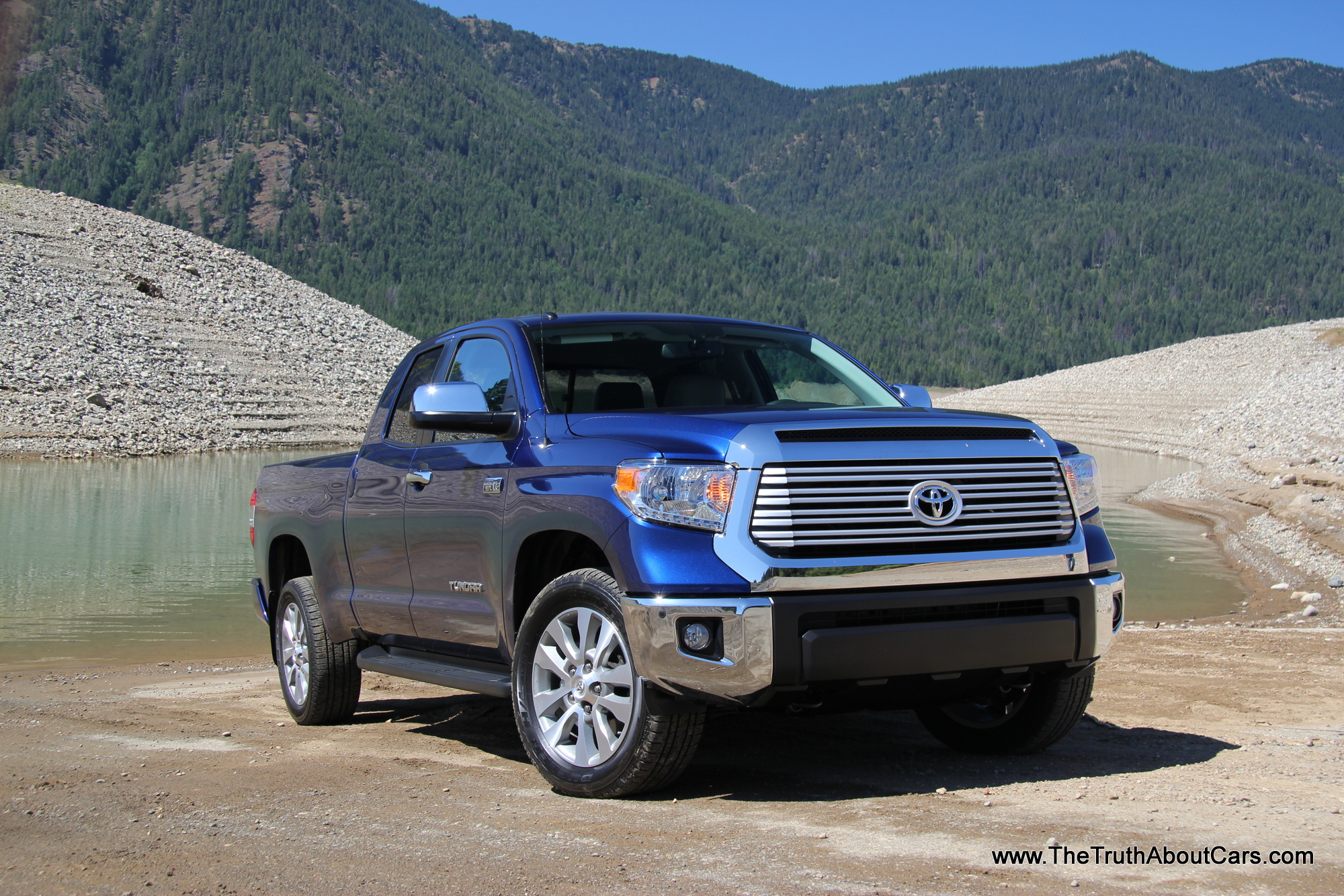 Pre Production Review 2014 Toyota Tundra With Video The Truth Need 57 F100 Custom Cab Wiring Diagram Ford Truck Enthusiasts Flew Me To Seattle Sample Refresh