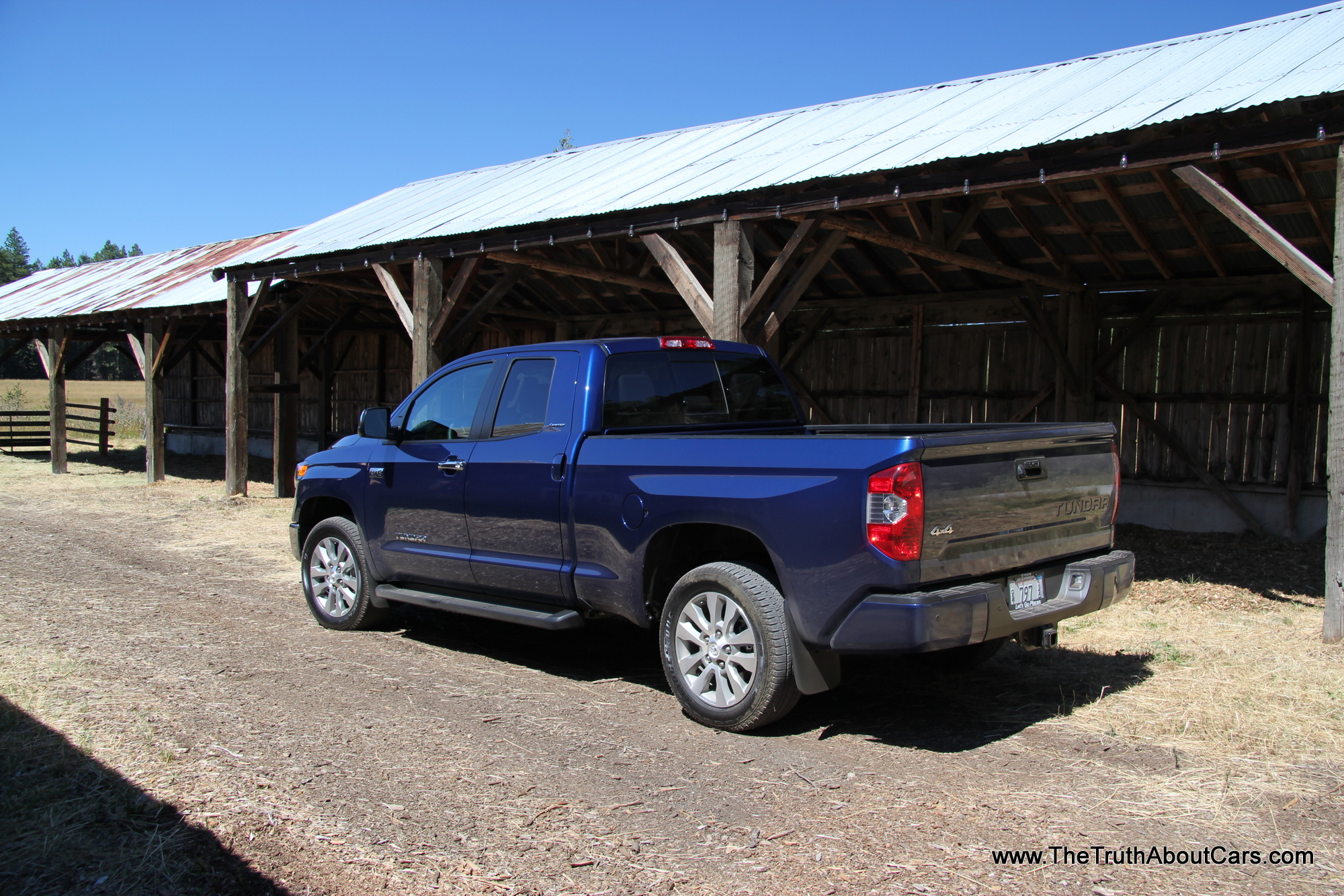 Pre Production Review 2014 Toyota Tundra With Video The Truth Need 57 F100 Custom Cab Wiring Diagram Ford Truck Enthusiasts Exterior Picture Courtesy Of Alex L Dykes