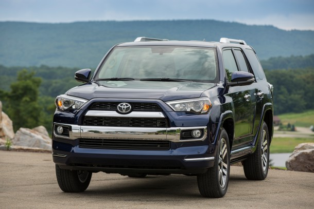 2014 Toyota 4Runner Limited, Image: Toyota
