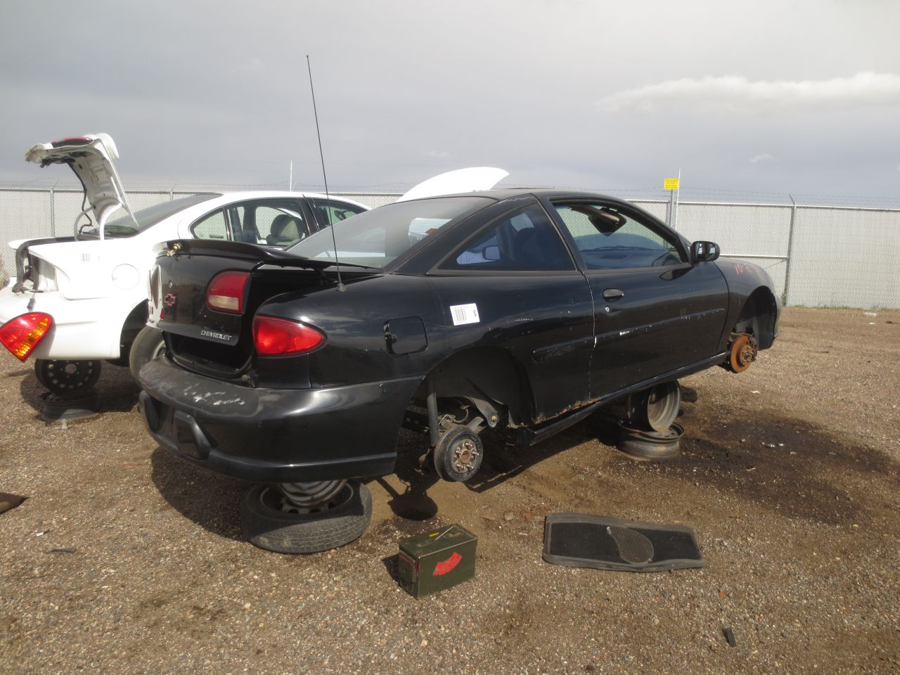 Chevrolet Cavalier Z Down On The Junkyard Picture Courtesy Of Murilee Martin furthermore S L moreover Chevrolet Cavalier in addition  further . on 1998 chevy cavalier z24