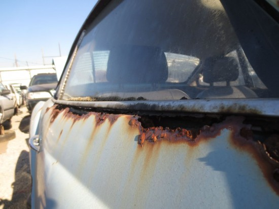 10 - 1974 Volkswagen Karmann Ghia Down On the Junkyard - Picture courtesy of Murilee Martin