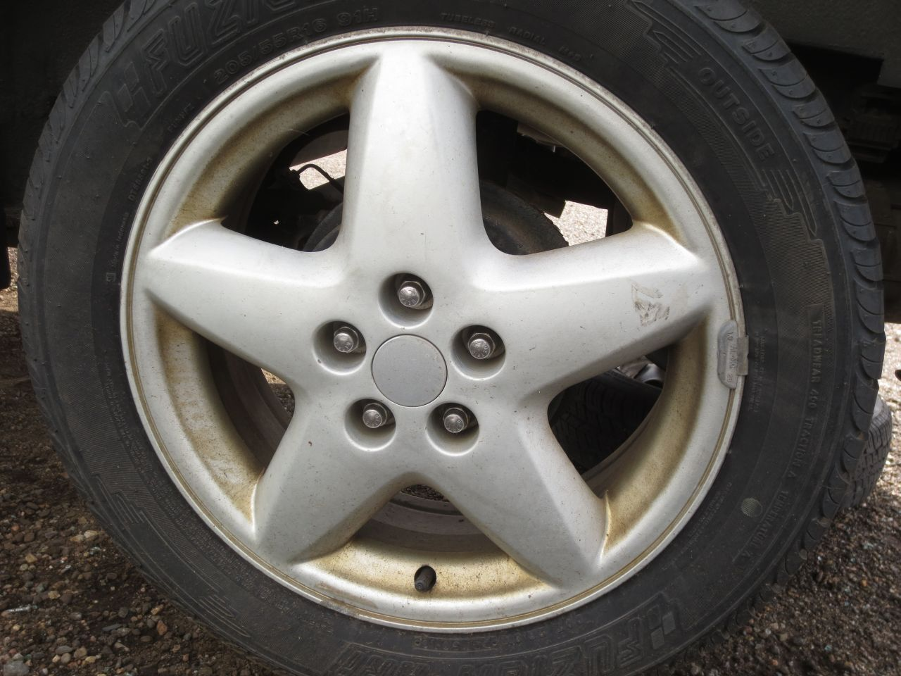 Cavalier 98 chevy cavalier tire size : Junkyard Find: 1998 Chevrolet Cavalier Z24 - The Truth About Cars