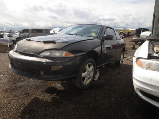 13 - 1998 Chevrolet Cavalier Z24 Down on the Junkyard - Picture courtesy of Murilee Martin