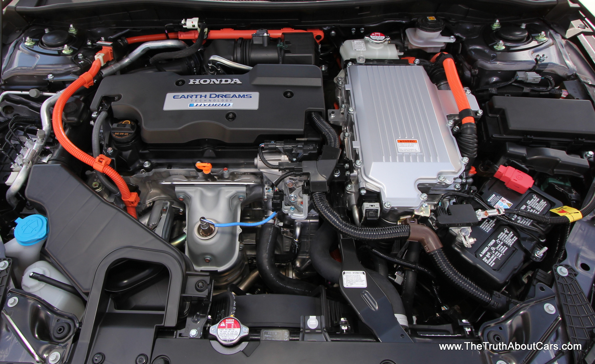 First Drive Review 2014 Honda Accord Hybrid With Video