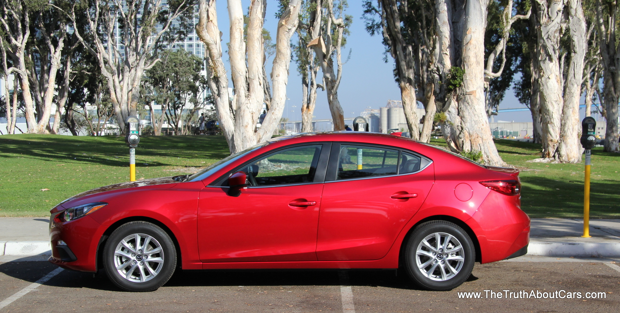 First Drive Review 2014 Mazda3 With Video The Truth