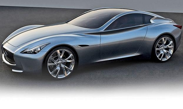 Infiniti Considers Four Door Coupe Flagship To Take On Porsche Panamera Hybrid Midengine Supercar Follow