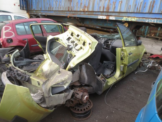 04 - Mystery Icelandic Car Down On The Junkyard -  Picture courtesy of Murilee Martin
