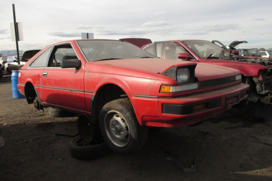 07 - 1986 Nissan 200SX Down On the Junkyard - Picture Courtesy of Murilee Martin
