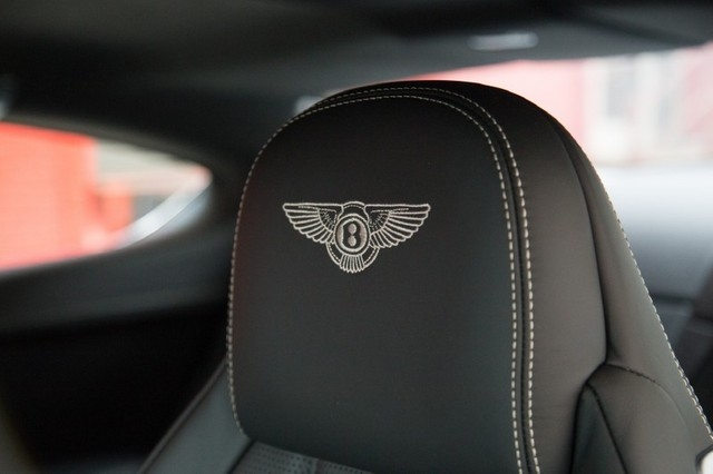 Bentley's $640 Embroidered Logos Emblematic of High Priced Options From Luxury Marques - The ...