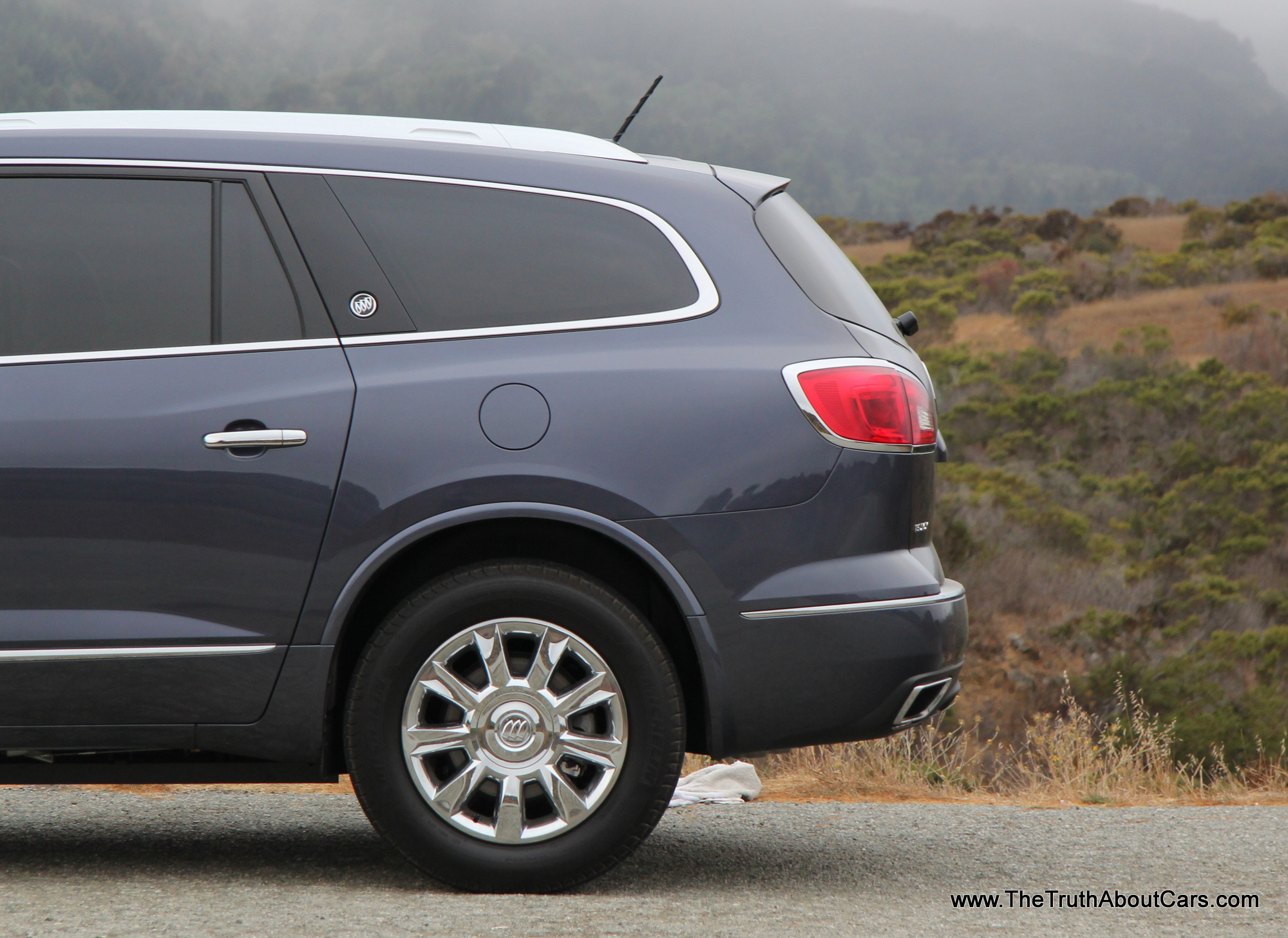 Review: 2014 Buick Enclave (With Video)