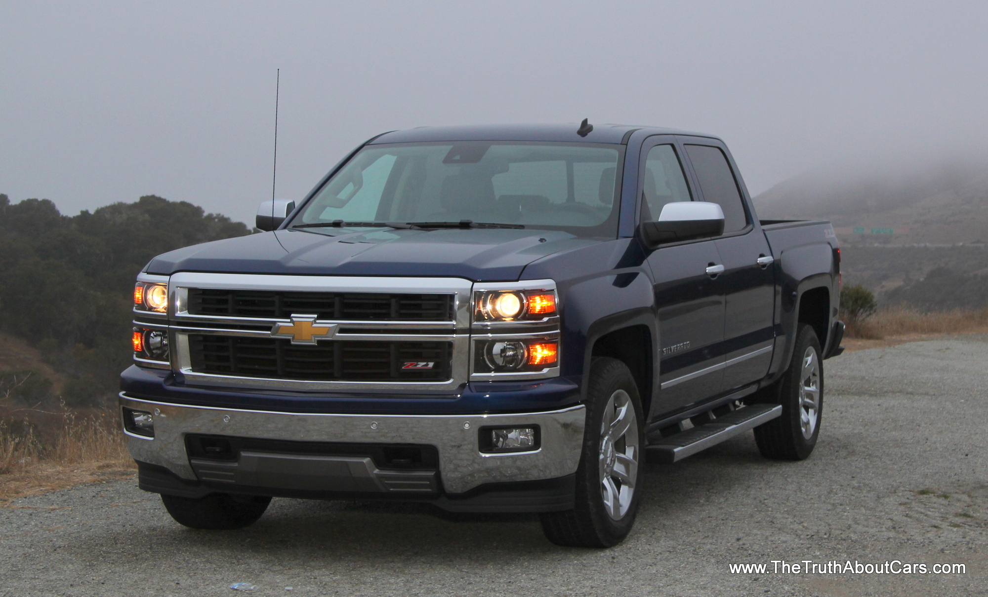 Review 2014 Chevrolet Silverado 1500 With Video The