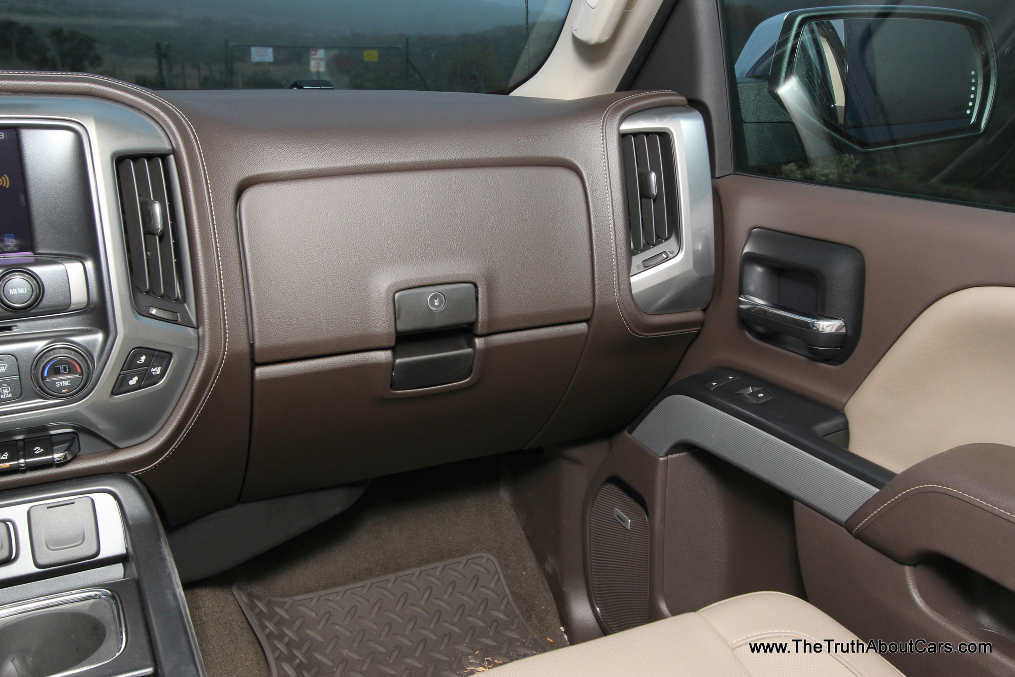 Review 2014 Chevrolet Silverado 1500 With Video The Truth About