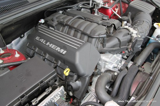 2014 Jeep Grand Cherokee 6.4L HEMI V8 Engine-001