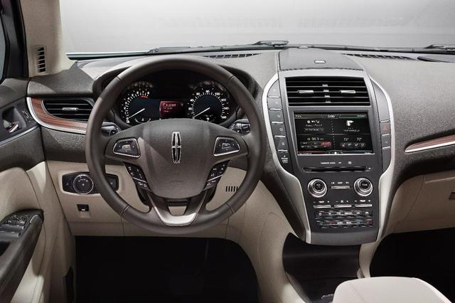 look at the Lincoln MKC's interior - Lincoln MKC Forum