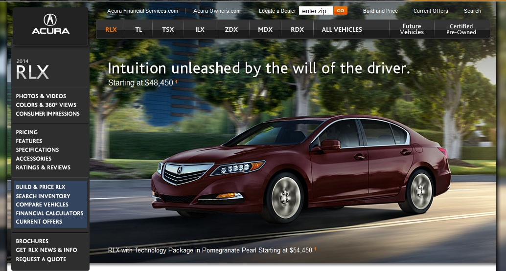 The Mega-Mileage Acura RLs of eBay - The Truth About Cars