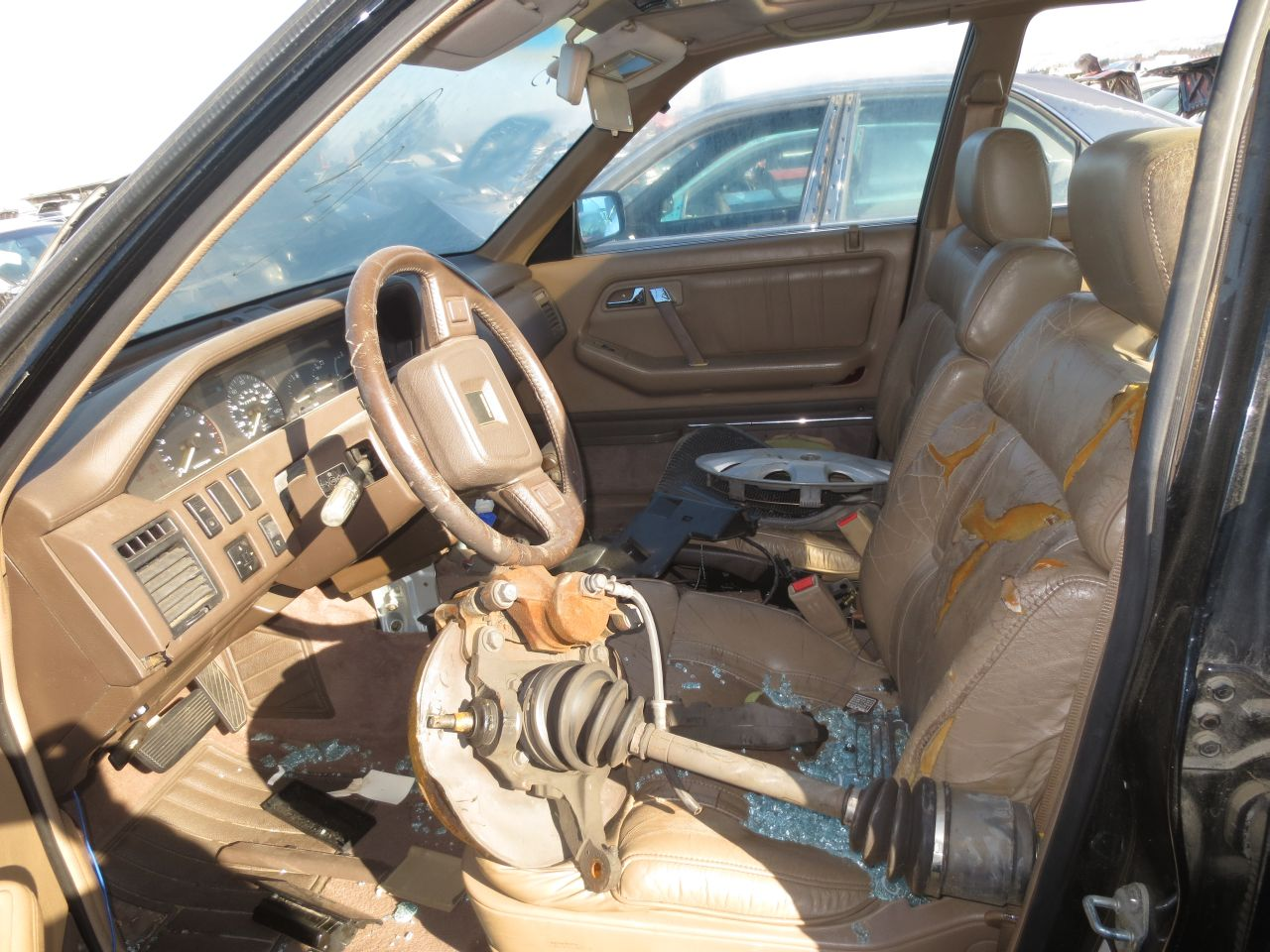 1993 Mazda 929 Parts Engine Diagram Junkyard Find The Truth About Cars 1280x960