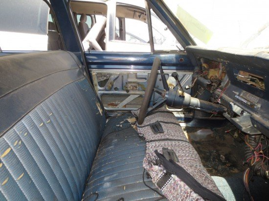 07 - 1967 Plymouth Valiant Down On The Junkyard - Picture courtesy of Murilee Martin