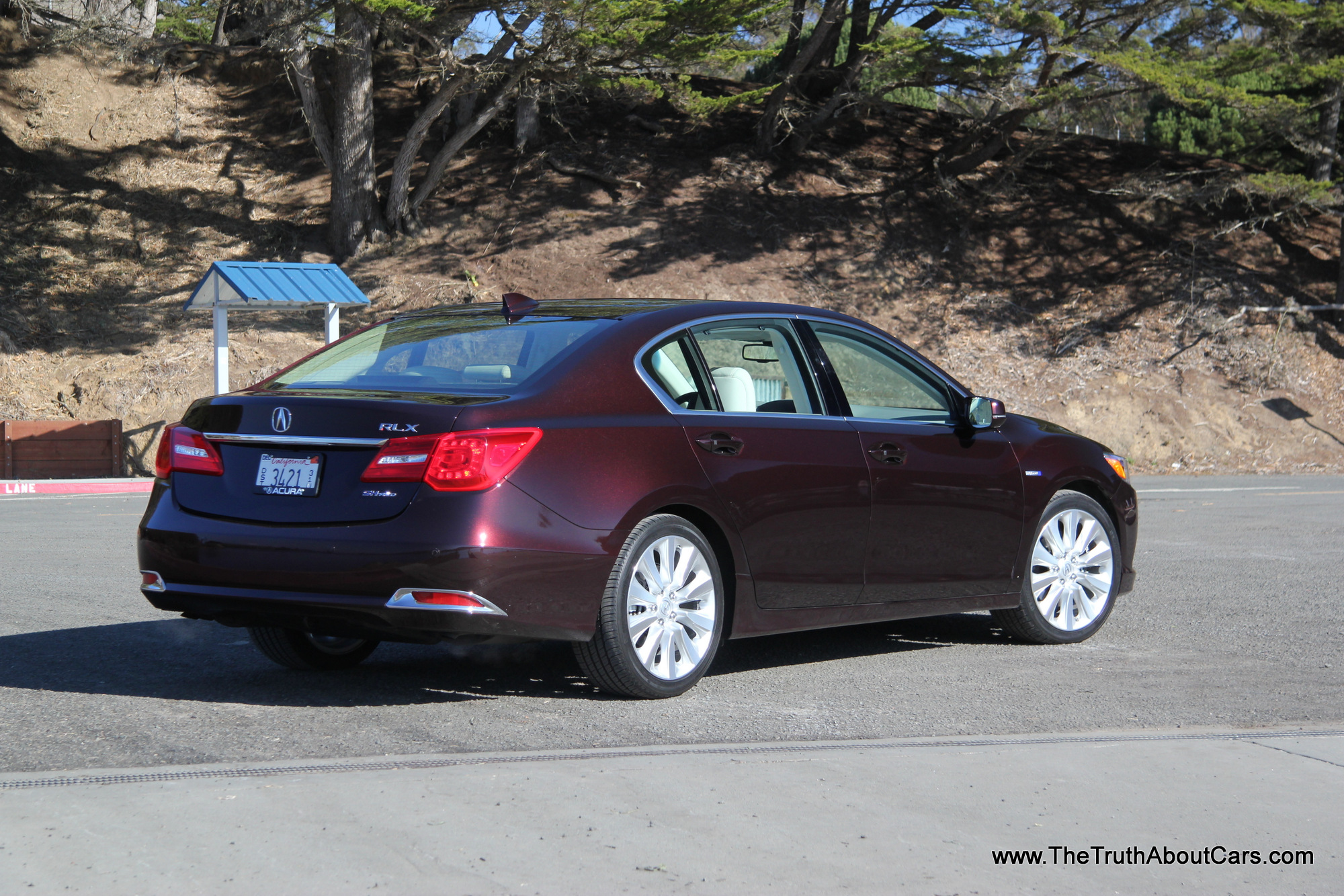 First Drive Review: 2014 Acura RLX Sport Hybrd (With Video