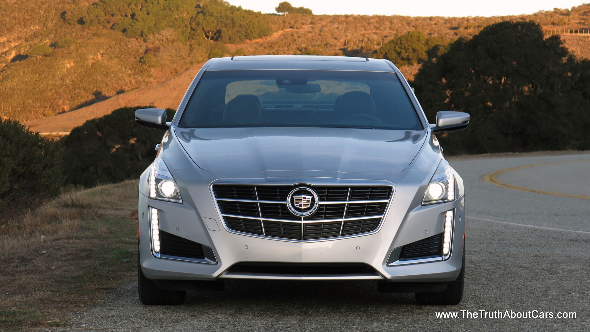 2013 cadillac ats 3 6 awd 010 the truth about cars. Black Bedroom Furniture Sets. Home Design Ideas