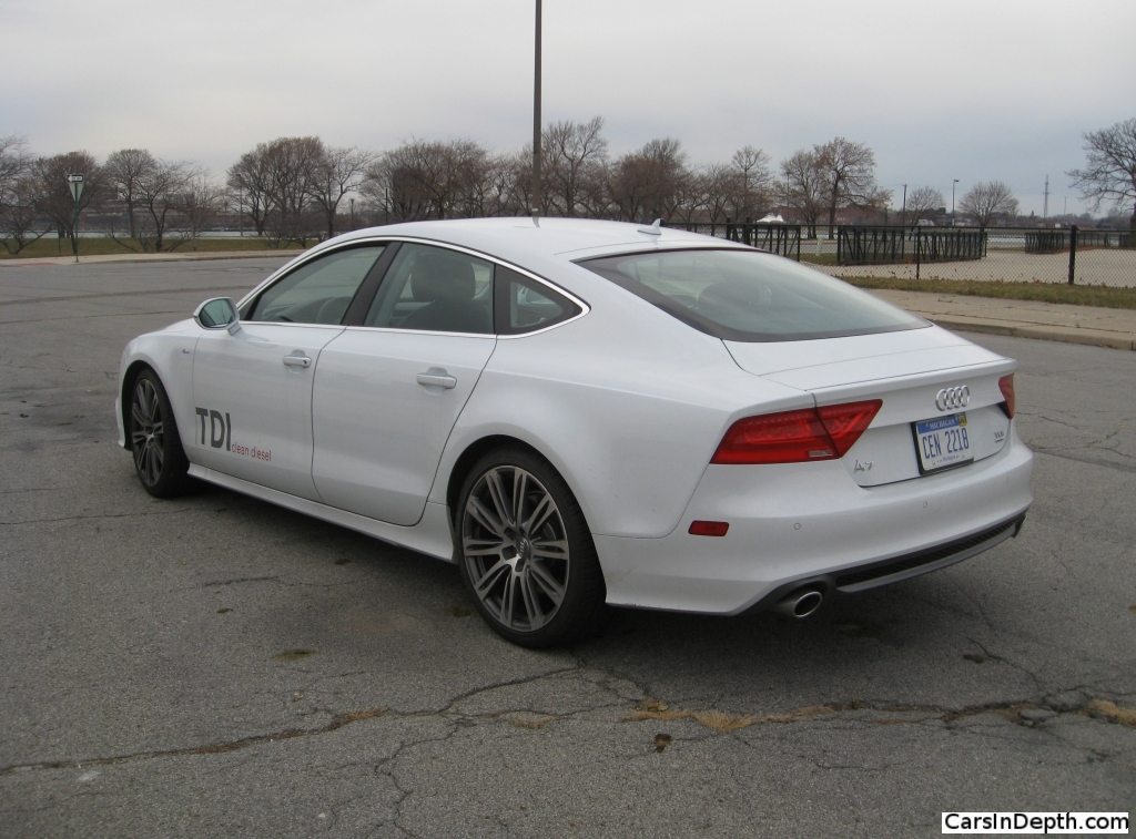 review 2014 audi a7 quattro tdi the truth about cars. Black Bedroom Furniture Sets. Home Design Ideas