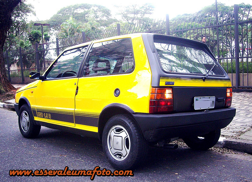 Dispatches Do Brasil Grazie Mille Fiat S Old Uno Is Dead Long