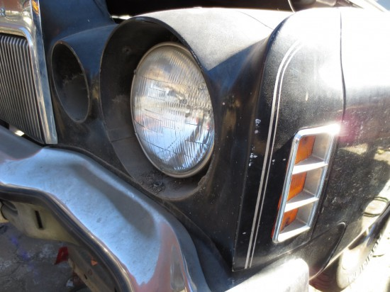 08 - 1976 Chrysler Cordoba Down On The Junkyard - Picture Courtesy of Murilee Martin
