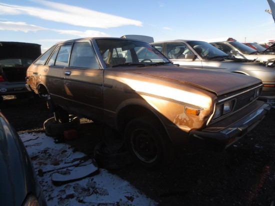 09 -1981 Datsun 510 Down On The Junkyard - Picture Courtesy of Murilee Martin