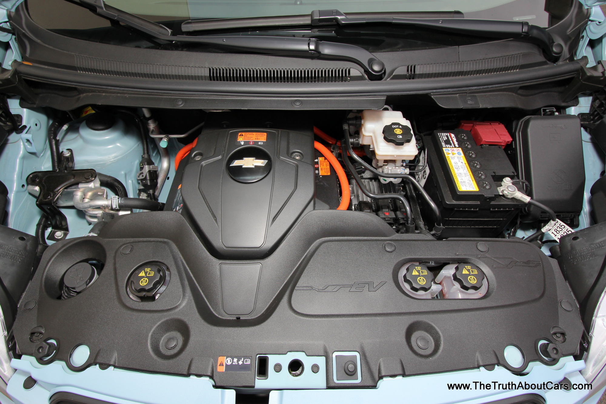 Review 2014 Chevrolet Spark Ev With Video The Truth