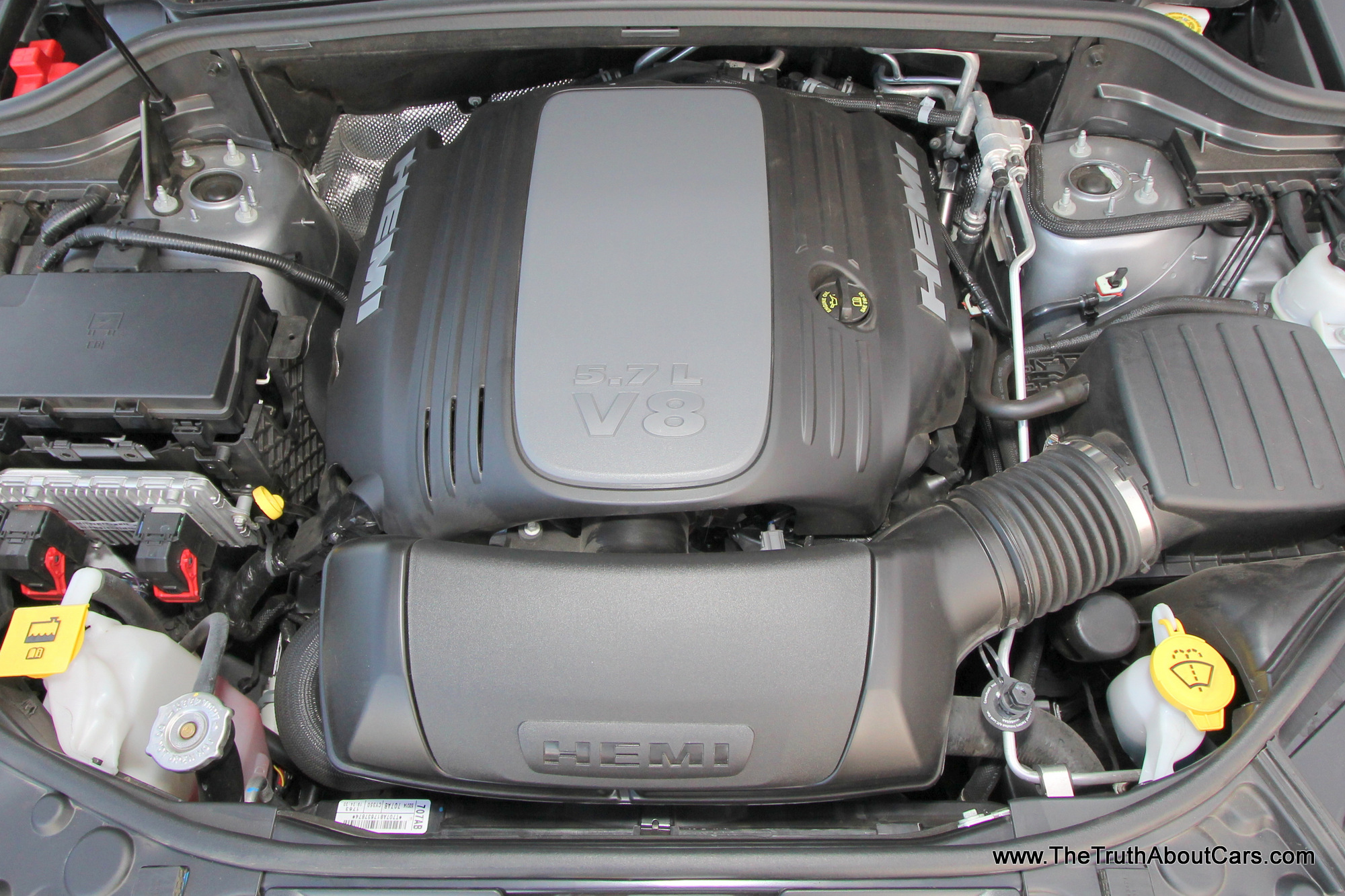 Review: 2014 Dodge Durango Limited V8 (with Video) - The Truth About ...