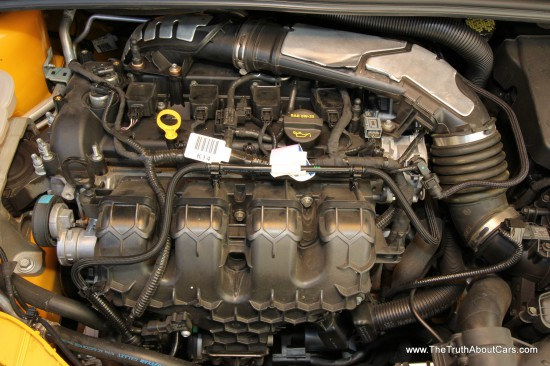 2014 Ford Focus ST Engine-002