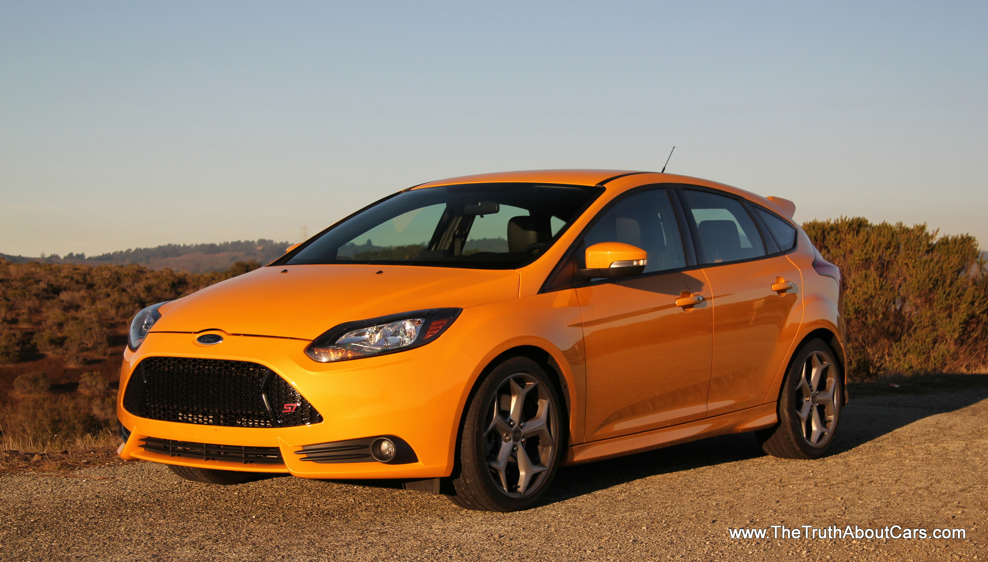 Review: 2014 Ford Focus ST (With Video) - The Truth About Cars