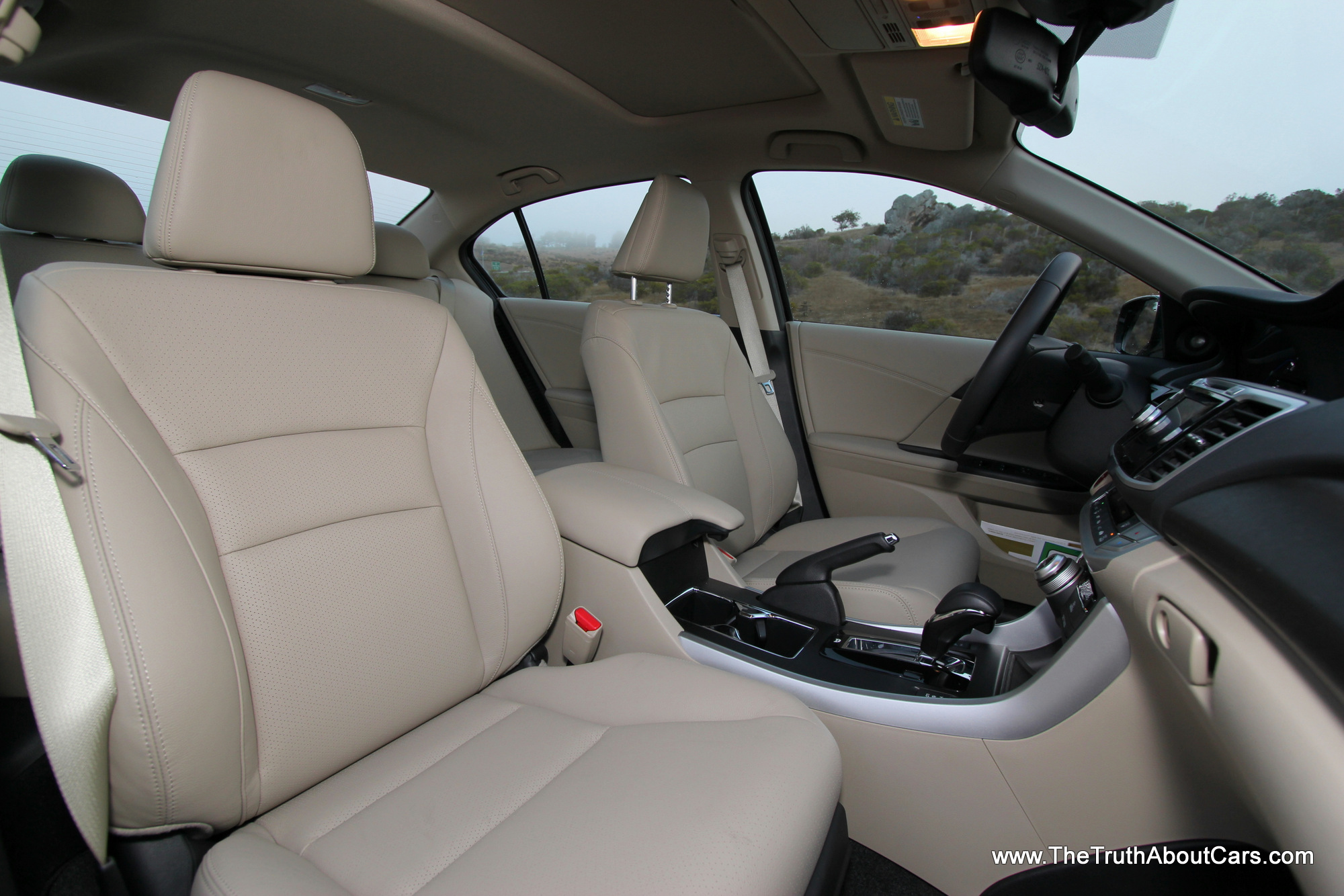 honda accord 2014 interior - photo #11