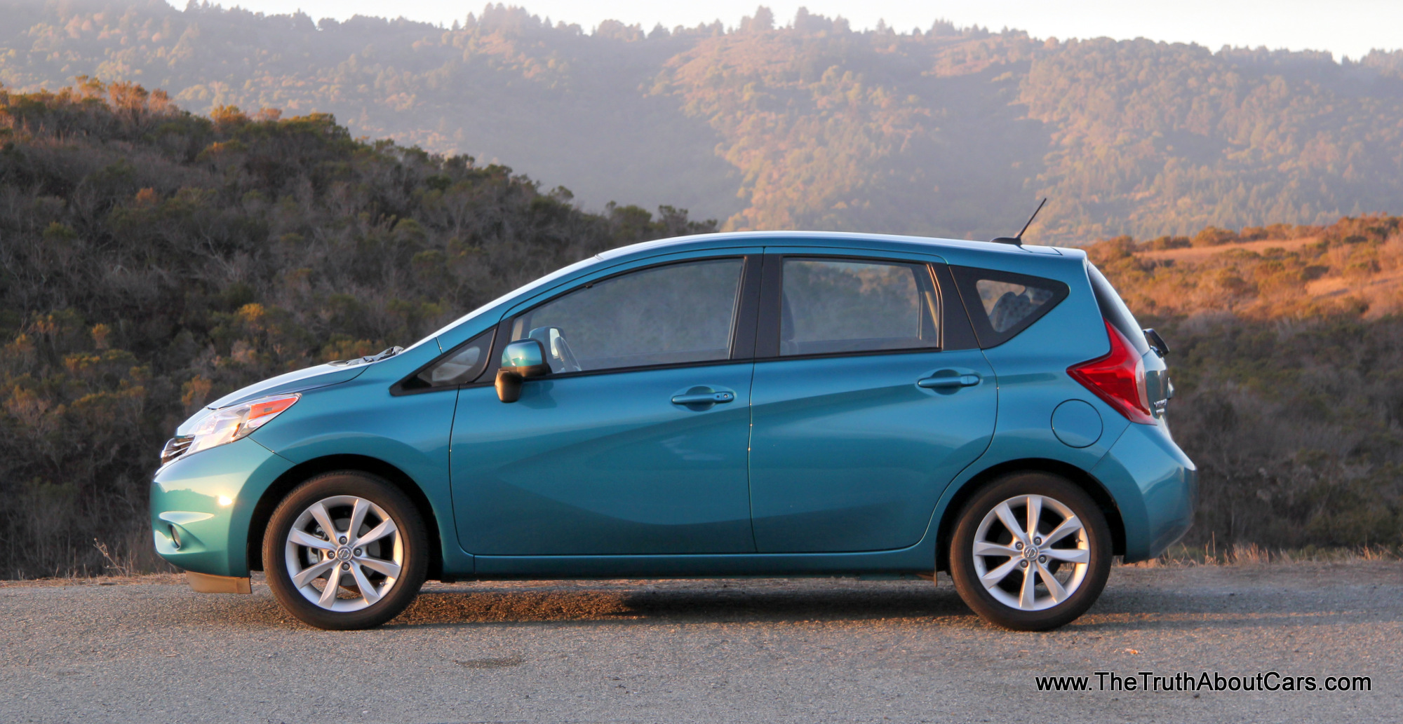Review: 2014 Nissan Versa Note (With Video) - The Truth About Cars