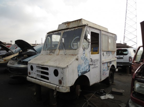 21 - 1974 AM General FJ-81 Ice Cream Truck Down On The Junkyard - Picture Courtesy of Murilee Martin