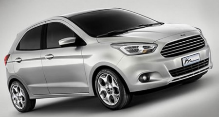 The Rumors Have It That The New Ford Ka Will Be On Sale As Of March This Year Production Of The Old Ka Has Come To A Close As The Zetec Rocam
