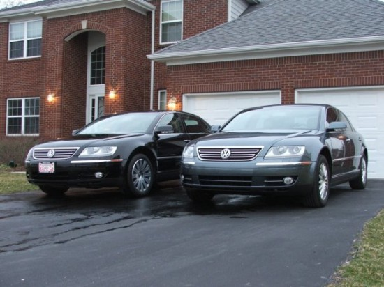 Volkswagen Moving Ahead With New Phaeton Despite Itself The Truth