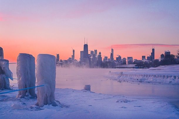polar vortex. Shutterstock user Jake Hukee
