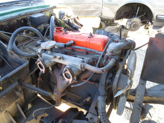 04 - 1967 Triumph Spitfire Down On the Junkyard - Picture courtesy of Murilee Martin