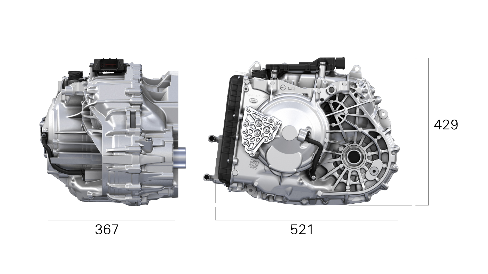 Zf 9hp Transmission Picture Courtesy Of Land Rover The