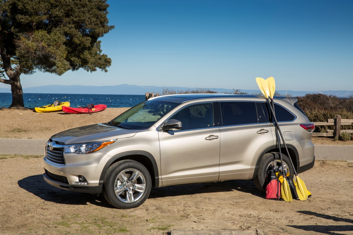 Toyota Highlander Wiki >> Review 2014 Toyota Highlander The Truth About Cars