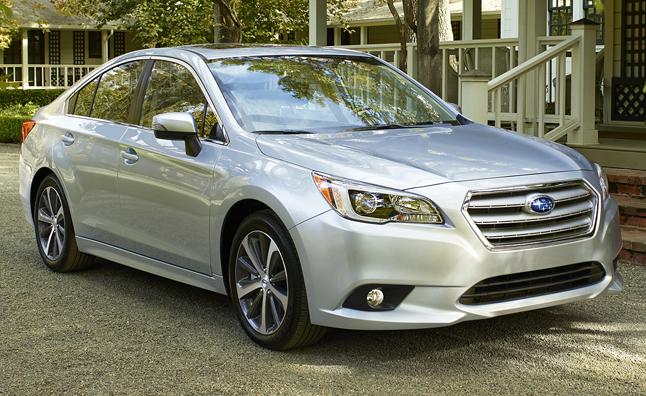 chicago 2014 subaru legacy goes cvt only the truth about cars. Black Bedroom Furniture Sets. Home Design Ideas