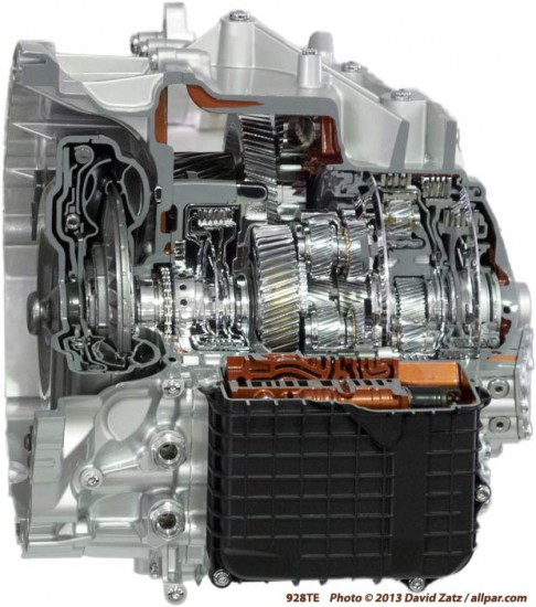 Zf S 9 Speed 9hp Transmission Puts Dog Clutches On The Leash The Truth About Cars